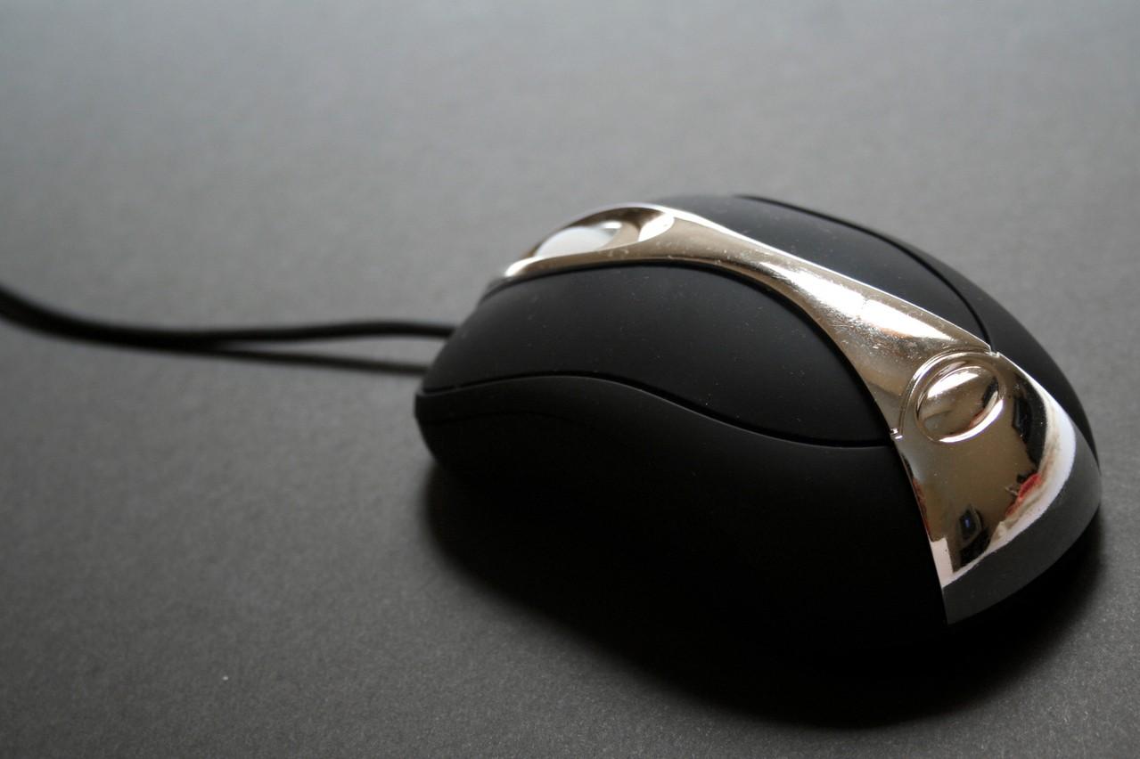 Hardware, obsługa komputera z myszką czy bez myszki?