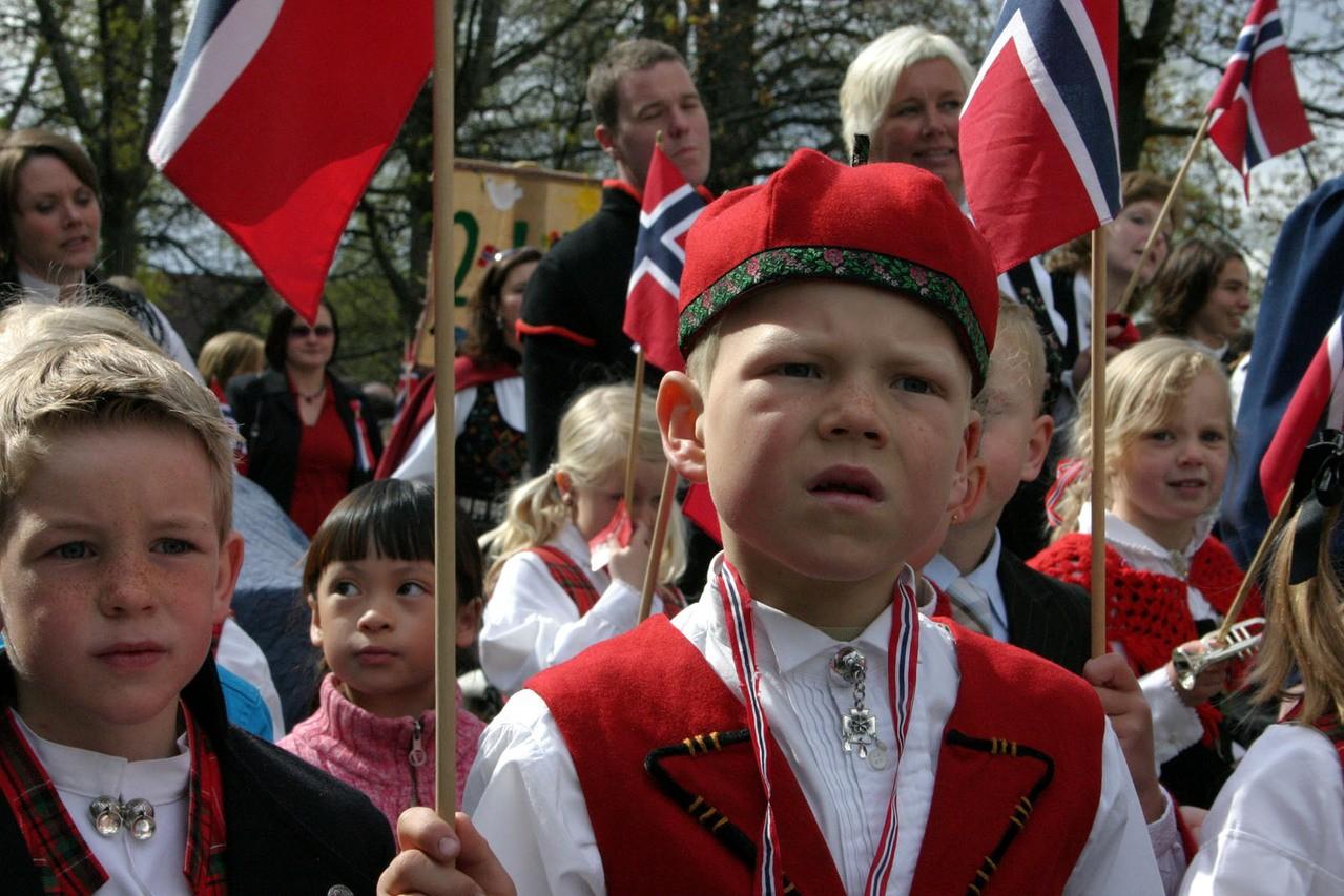 Najważniejsze święta w Norwegii